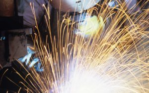 Matthews Metal Fabrication - welder bg