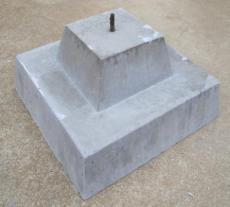 Matthews Metal Fabrication - Concrete Restumping Pads