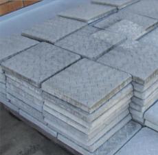 Matthews Metal Fabrication - Concrete Slabs